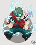 MHA Deku and Eri - 02
