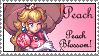 Peach Blossom by dazedgumball