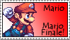 Mario Finale by dazedgumball