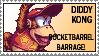 Rocketbarrel Barrage by dazedgumball
