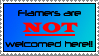 Anti-Flamer Stamp by dazedgumball