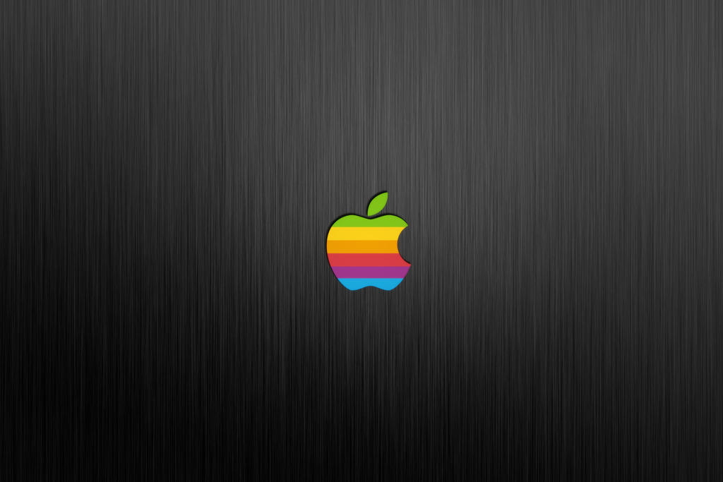 Apple Logo Custom Design