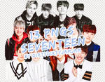 13 PNGS - SEVENTEEN
