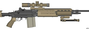 M14 EBR Mk.2
