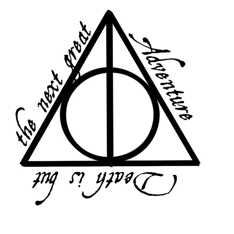 Deathly Hallows Tattoo Design 2 By Isyth On Deviantart