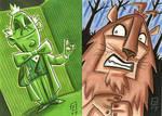 Humbug and Coward