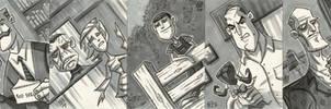 The Twilight Zone 1 by OtisFrampton