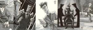 The Twilight Zone 5 by OtisFrampton