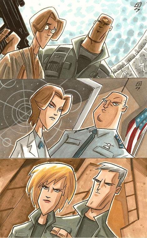 Big Fat Stargate by OtisFrampton