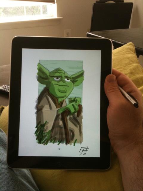 'Geek Art' del bueno