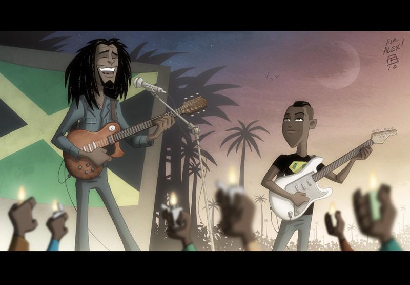 Marley and Me by OtisFrampton