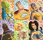 The Pro Sketch Cards