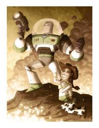 Buzz by OtisFrampton