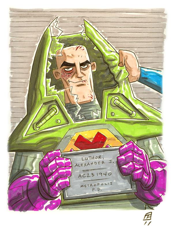 Luthor, Alexander J. by OtisFrampton