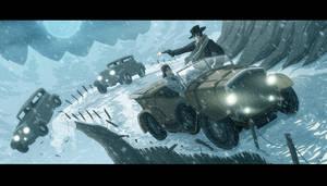 Siberian Death Ray Episode 3 by OtisFrampton