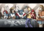 Meet The Dark X-Men