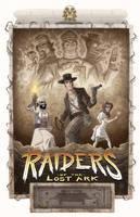 Raiders of the Lost Ark by OtisFrampton