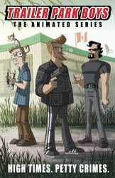 Trailer Park Boys The Animated Series