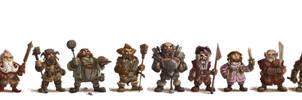 Dwarf-Line-Up
