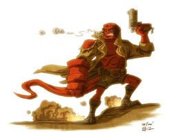 Hades Guy by OtisFrampton
