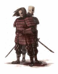 The Last Samurai by OtisFrampton