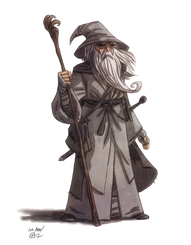 Gandalf by OtisFrampton