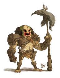 Predator by OtisFrampton