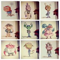 Monster Kids 1