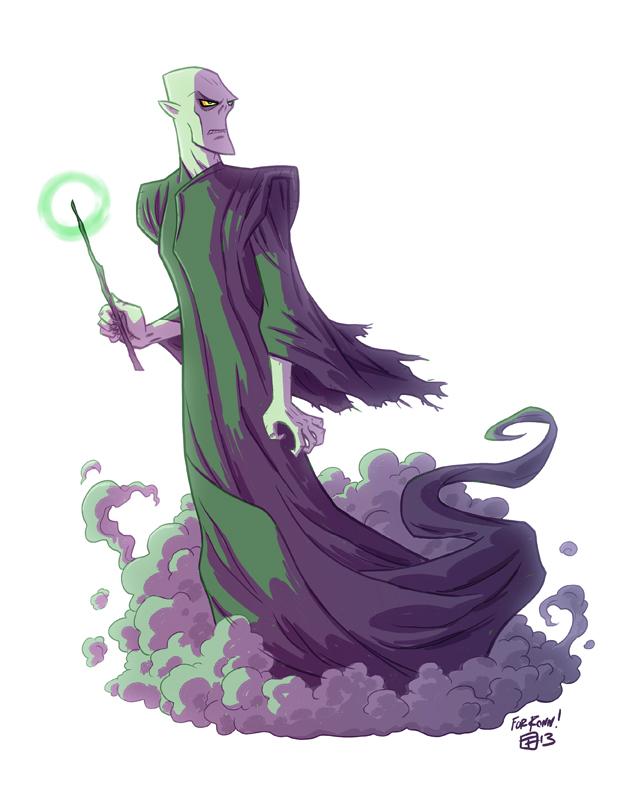 Voldemort by OtisFrampton