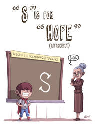 S Is For Hope
