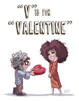 V Is For Valentine by OtisFrampton