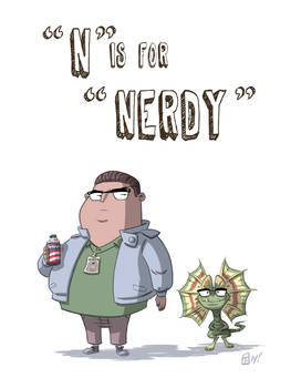 N Is For Nerdy