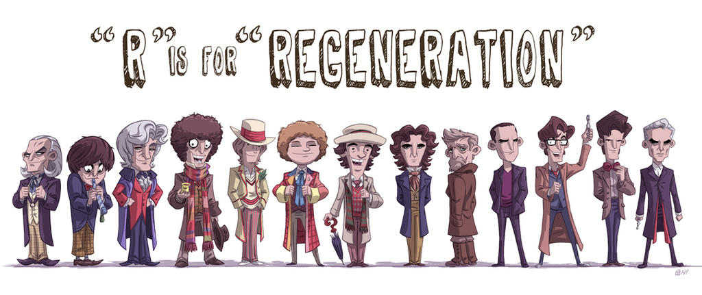 all-doctor-who-regenerations