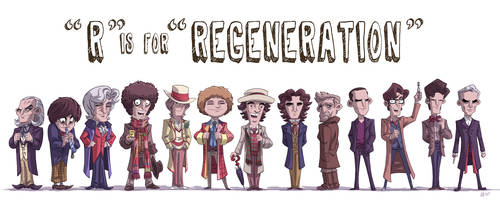 R Is For Regeneration by OtisFrampton
