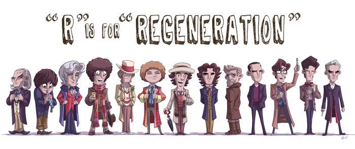 R Is For Regeneration