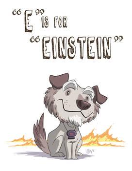 E Is For Einstein