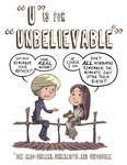 U Is For Unbelievable
