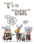 N Is For Norse