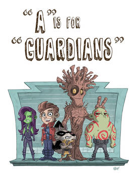 A Is For Guardians