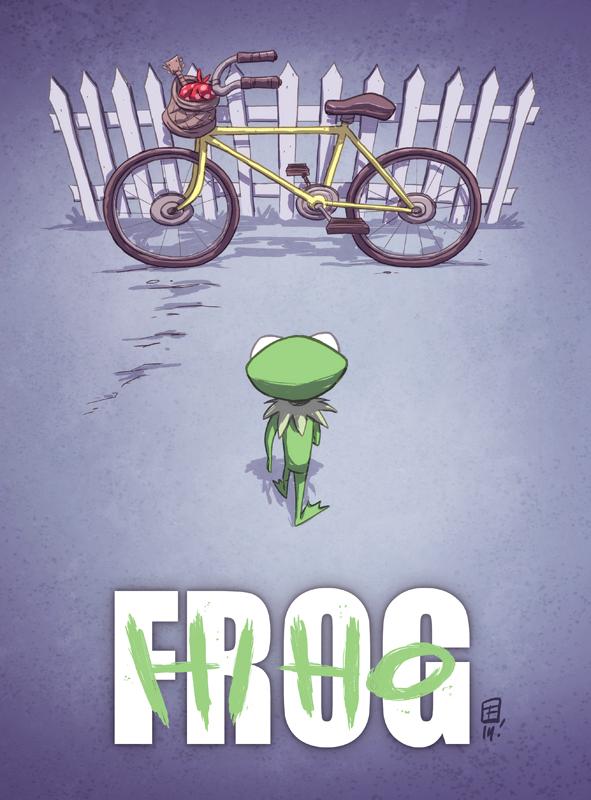 FROG by OtisFrampton