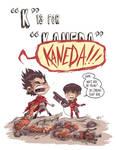 K Is For Kaneda