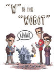 W Is For Wobot