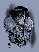 Captain Cassian Andor by OtisFrampton