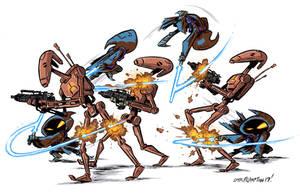 Jedi Jawa In Action by OtisFrampton