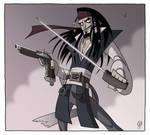 Captain . . . Jack Sparrow