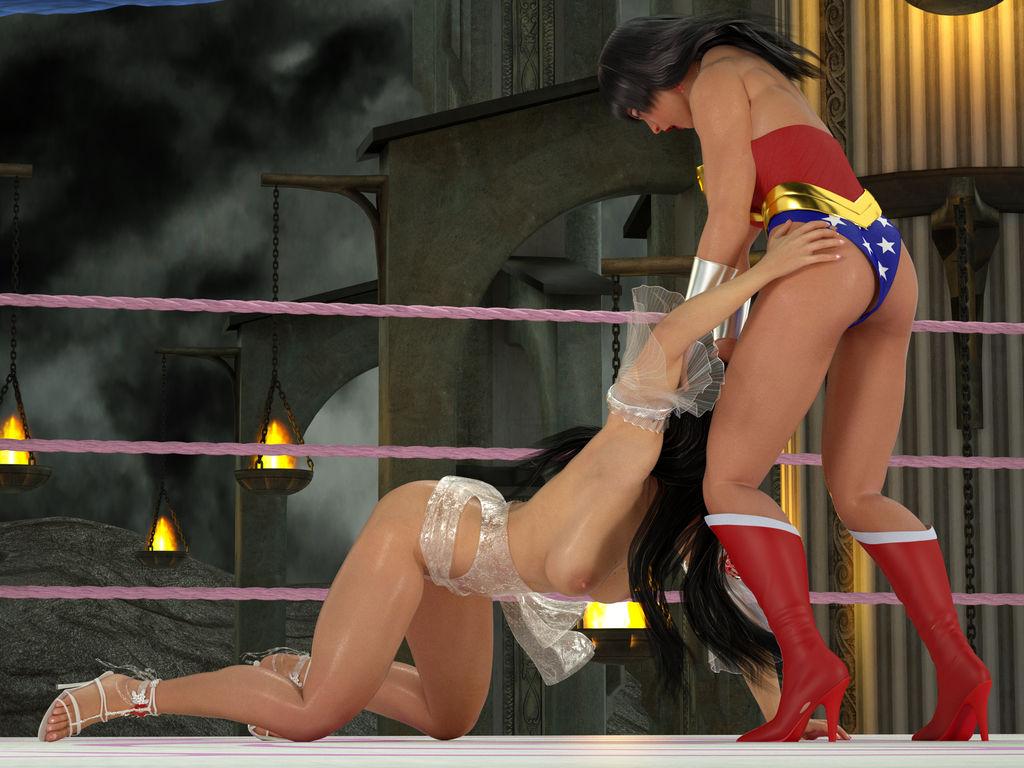 Amika vs Miki Remake2 176 by CalvadosJapan