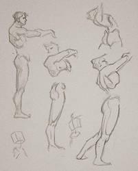 Bridgman sketches - 1