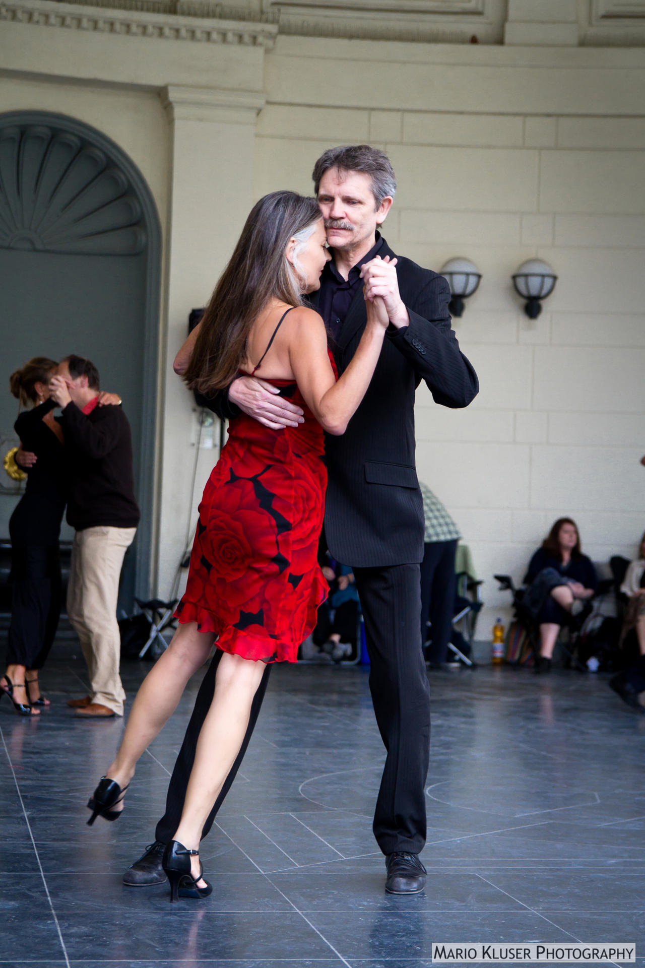 Tango at Elisenbrunnen (Aachen - Germany)