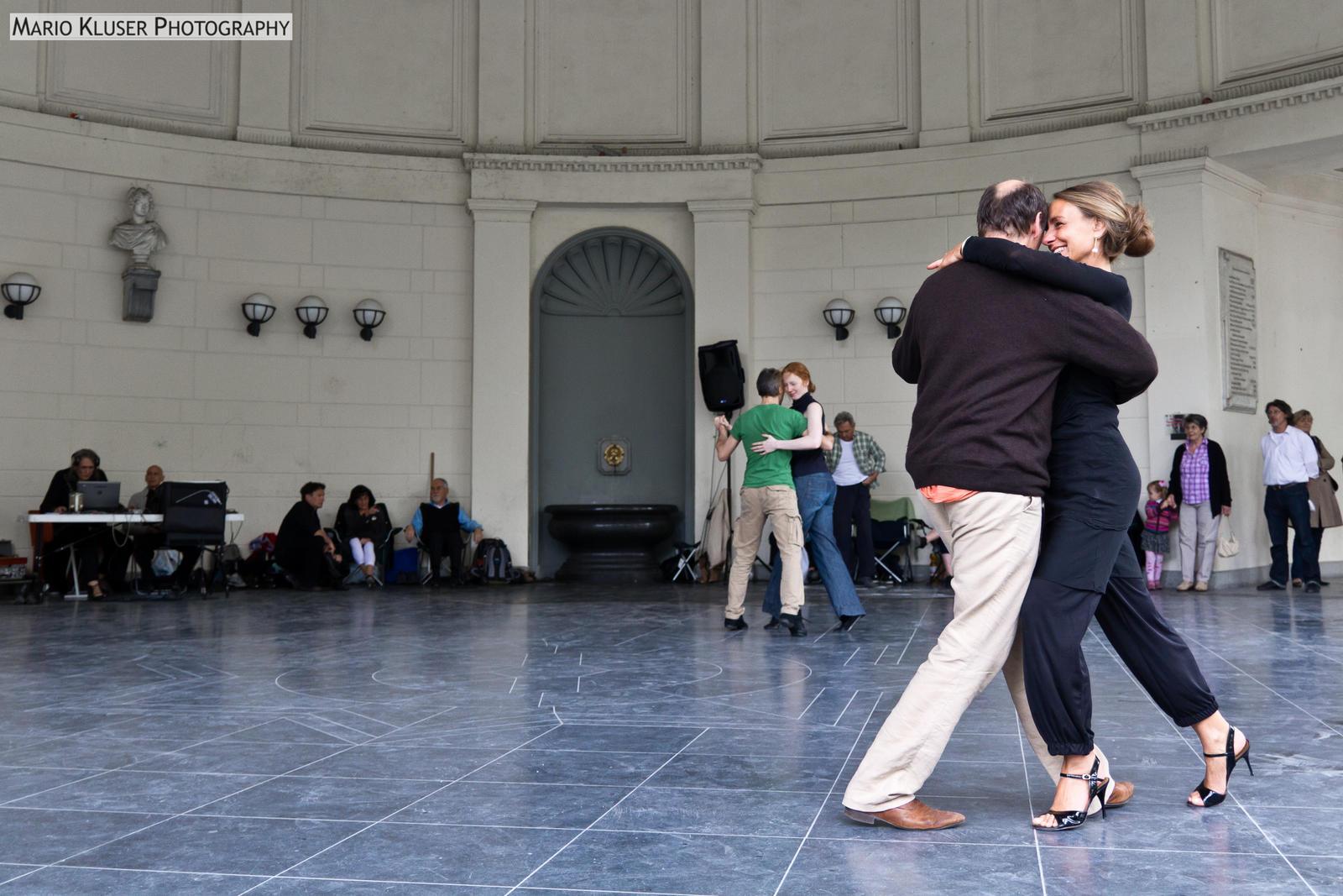 Tango at Elisenbrunnen (Aachen - Germany) 2
