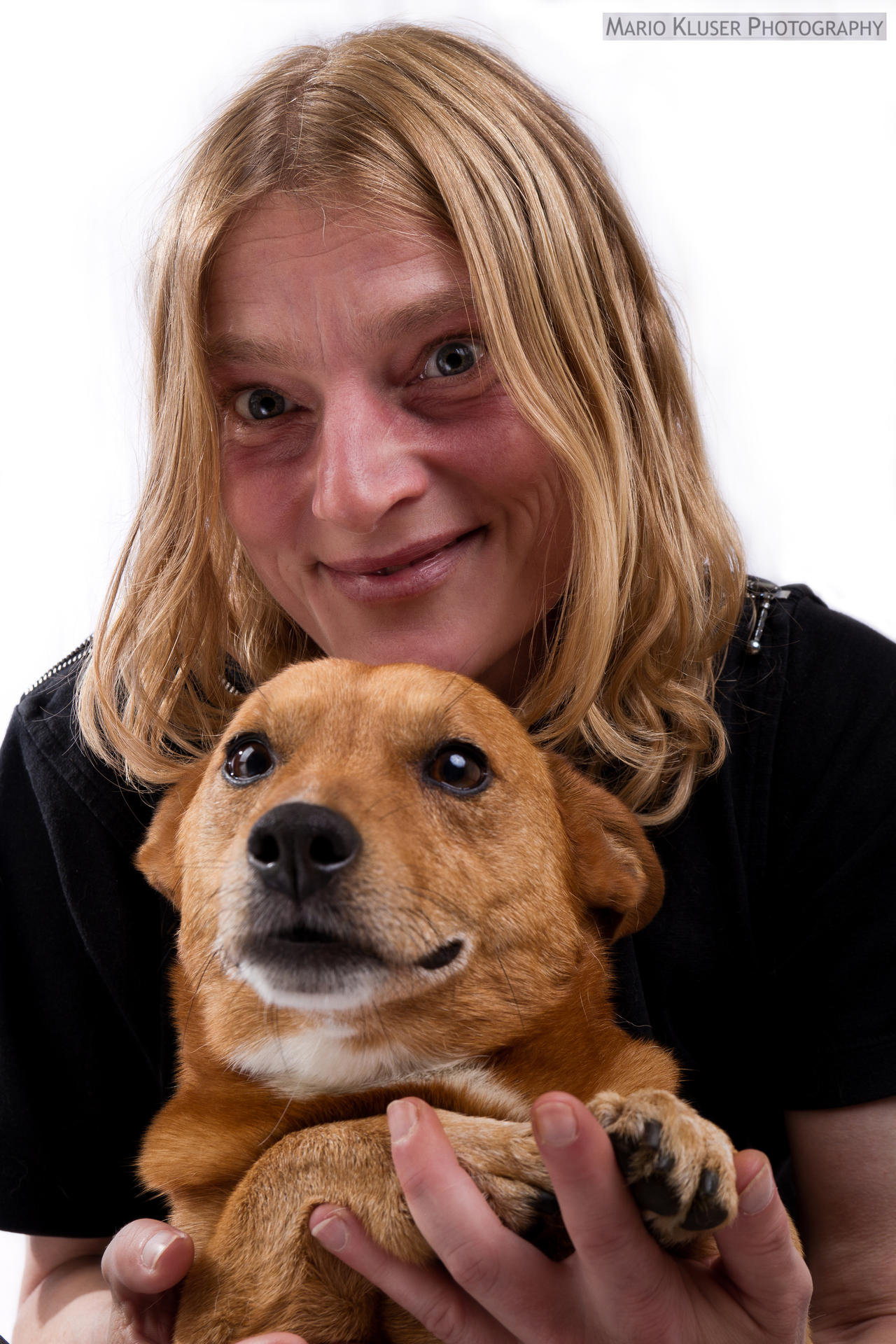 People And Their Pets: Simone And Spikey